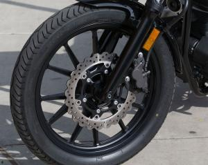 2014 Star Motorcycles Bolt Front Wheel