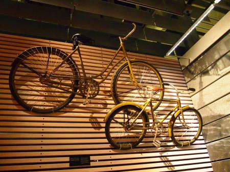 Harley-Davidson Museum Bicycles