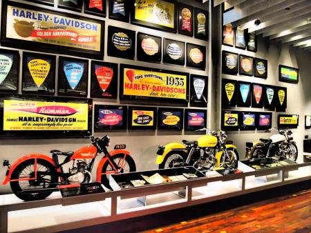 Harley-Davidson Museum Posters
