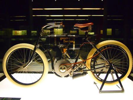 Harley-Davidson Museum Serial One