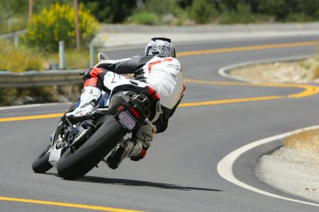 2013 MV Agusta F4 RR Action Rear