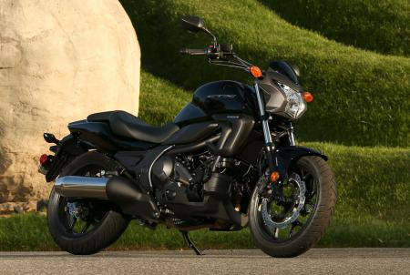 2014 Honda CTX700N Front Right