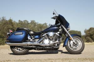 2013 Touring Cruiser Shootout V Star 1300 Deluxe Right Side