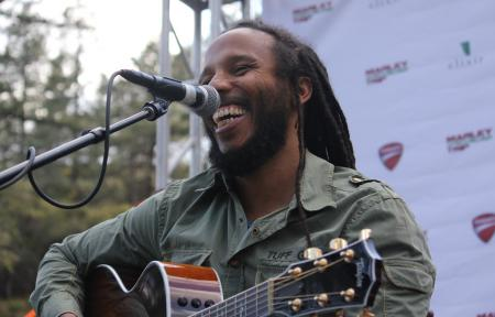 Marley Road Trip Ziggy Marley Performance