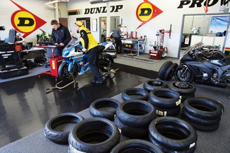 Dunlop Proving Grounds