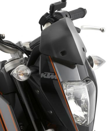 2013 KTM 690 Duke Touring Windscreen