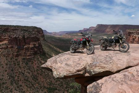 2013 BMW F800GS Adventure WING4908