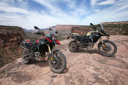 2013 BMW F800GS Adventure WING4949