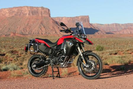 2013 BMW F800GS Adventure WING5261