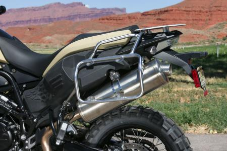 2013 BMW F800GS Adventure WING5653
