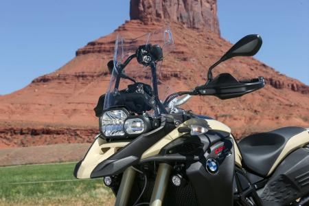 2013 BMW F800GS Adventure WING5678