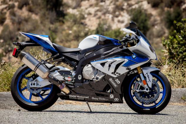 2013 Exotic Superbike Shootout: Track - Video