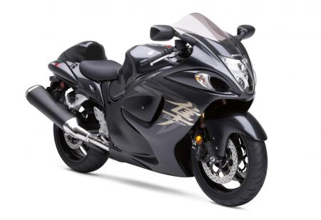 HAYABUSA Black