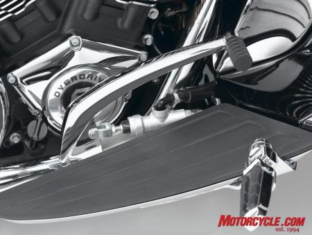 08 victory victoryvision rear brake