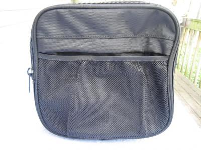 Main Bag side mesh pouch