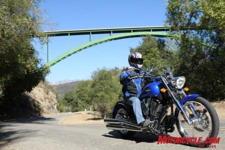 2008 victory bikes vegas low bridge