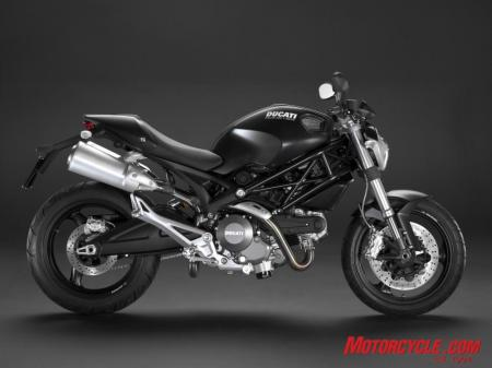 Picture: Ducati - 2009 ducati monster 696 17