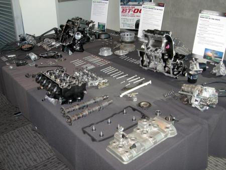 Engine Disassembled 01