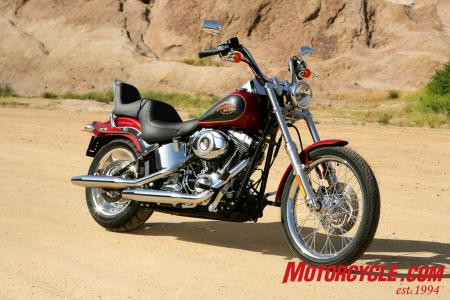 softail custom1