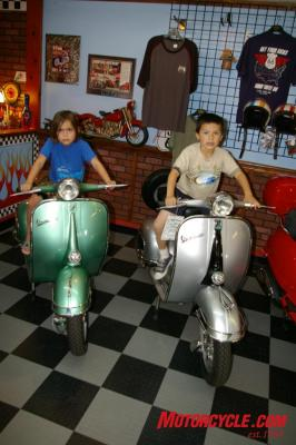 Scoot kids