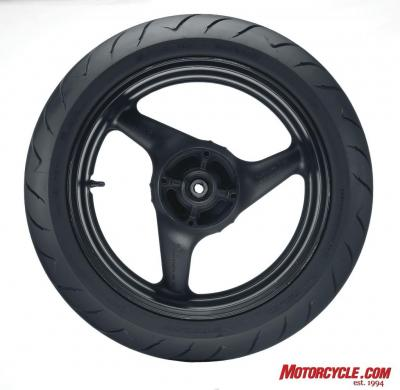Dunlop Roadsmart Rear Tire