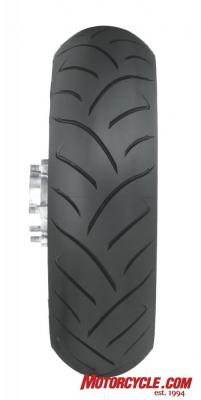 dunlop 08 roadsmart rear tread