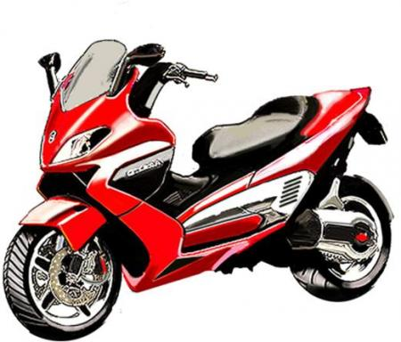 Gas Scooter Motorworks - America's Favorite Scooters - Scooters