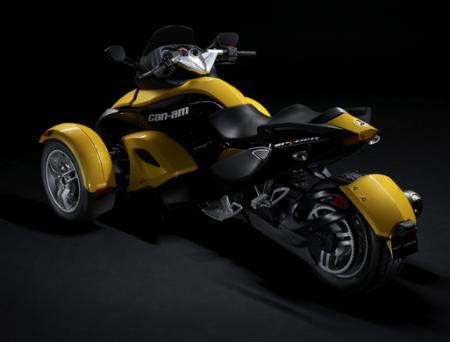b.r.p. can-am spyder 2