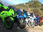 2008 Supersport Shootout CBR600RR vs Daytona 675 vs ZX6 R vs R6 vs GSX R600