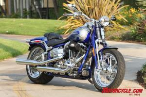 2009 HD CVO Intro BJN50995