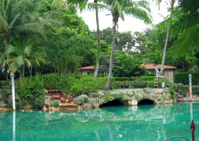 The magic of the Venetian Pool