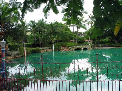 The magic of the Venetian Pool2