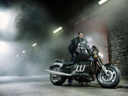 2010 Triumph Rocket III Roadster 1