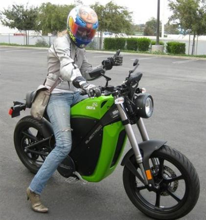Electric Motorcycles BBYUK005