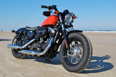 Harley-Davidson Sportster Forty-Eight DSC_0013