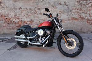 2011 Harley-Davidson Softail Blackline Shot_08_037