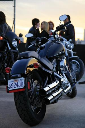 2011 Harley-Davidson Softail Blackline Shot_24_124