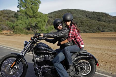 2011 Harley-Davidson Softail Blackline Shot_35_056