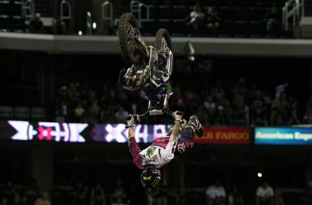 X Games 17 - Adam Jones Freestyle