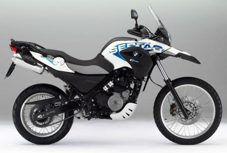 2012 BMW G650GS Sertao Right Side