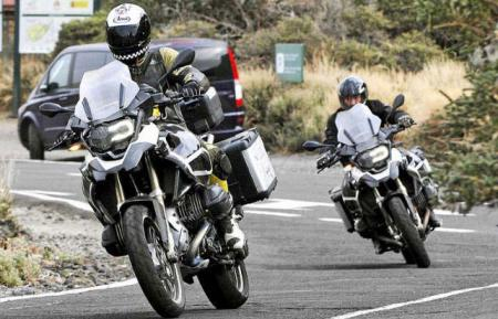 2013 BMW R1250GS Spy Photo