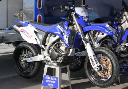 RoadRace Factory School Yamaha WR250F 9805