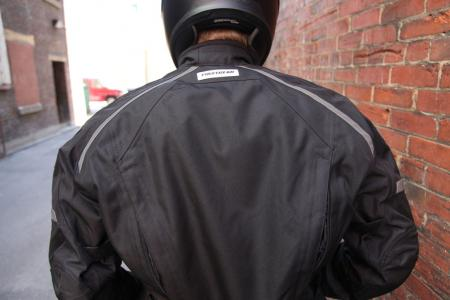 Firstgear Jaunt Jacket Back