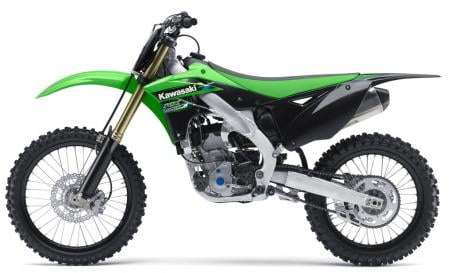 2013-Kawasaki-KX250F-Profile-Left