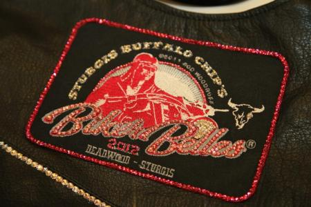 2012 Sturgis Motorcycle Rally Biker Belles