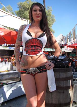 2013 Arizona Bike Week Babes 01