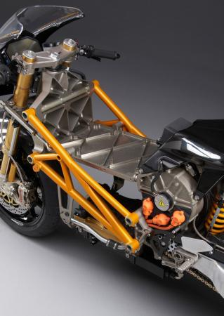 Mission Motorcycles RS Chassis