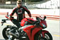2008 Honda CBR1000RR First Ride