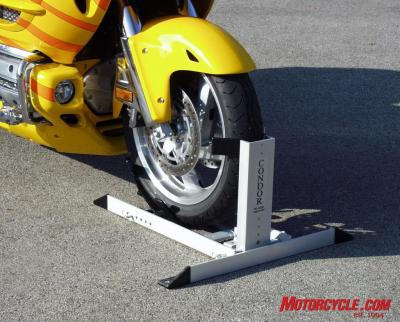 07 glassman pitstop goldwing front tire