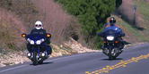 Honda Gold Wing vs. BMW K1200 LT